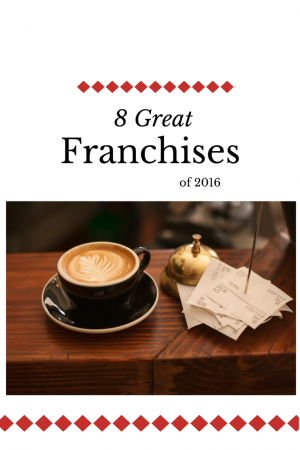 Find the best franchises to invest in!