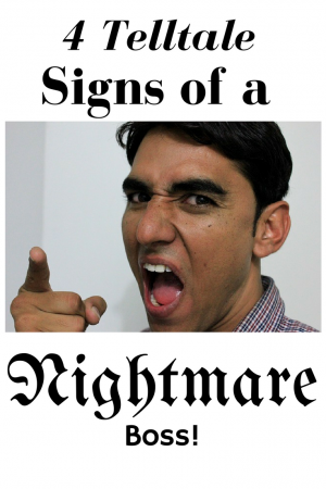 Nightmare bosses are every where. Learn how to find them so you can avoid them!